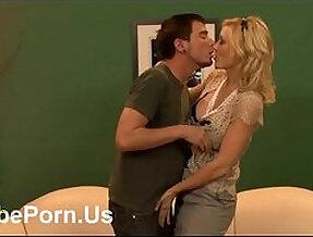 Horny mom