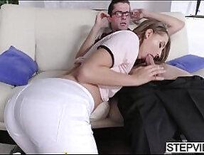 Fucking horny stepsis Avery Adair
