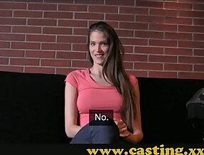 Casting Fashion model resorts to porn