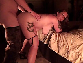 Angie Michelle loves doggystyle