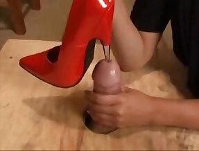 The best video of heel insertion