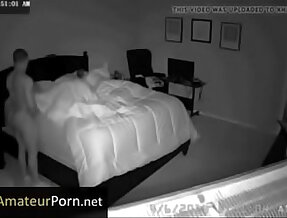 Fucking Step Mom While Dad Is Sleeping Next to Them