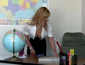 pervy teacher found porn in cassroom