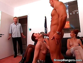 House party become vicious group banging