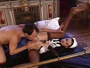 Stephanie Silver is a hot maid