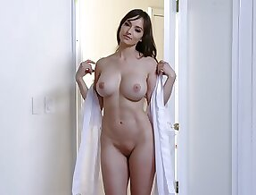 Nude womanlike amazes with how tight she is straight away fucking like star