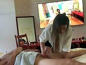 Massage Therapist Gets Surprise Fuck