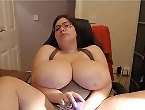 HUGE Naked TITS!!!