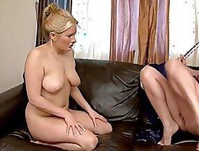 2 older wifes enjoy each other